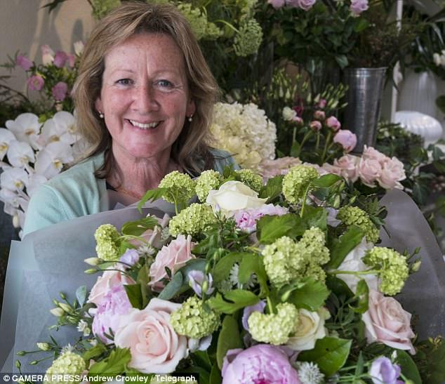 Sue Barnes - Creative Director of Lavender Green