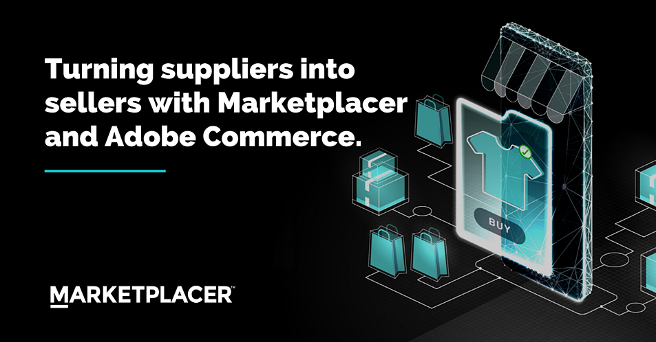Turn suppliers into sellers imagery