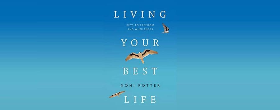 Tabor's Noni Potter Launches New Book