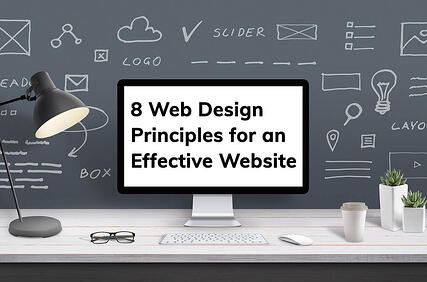 8 Web Design Tips for An Effective Website