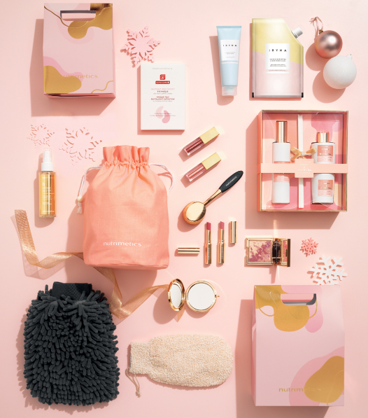 Gorgeous beauty surprises for everyone on your list