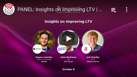 An Expert Discussion on Improving LTV