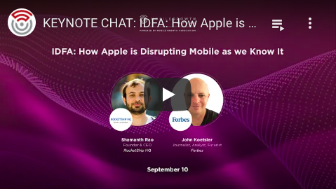 Get Your IDFA Questions Answered in this AMA