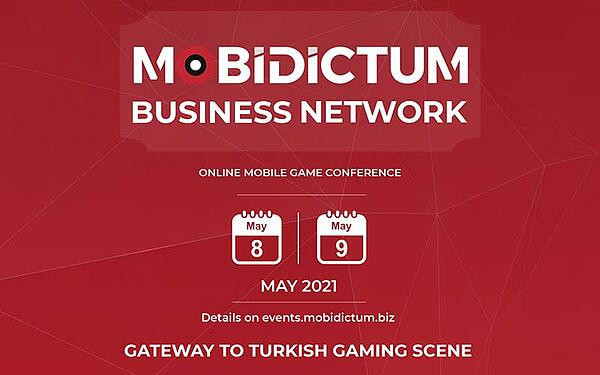 Get to Know Turkish Gamers with Mobidictum Business Network's Newest Conference