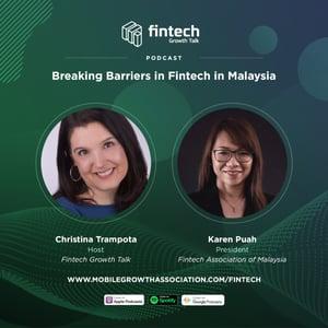 Breaking Barriers in Fintech in Malaysia