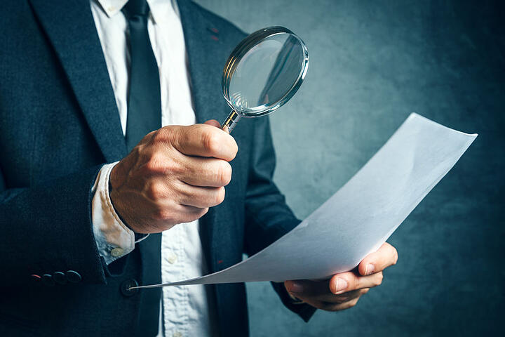 WHAT ARE MY CHANCES OF A TAX AUDIT?