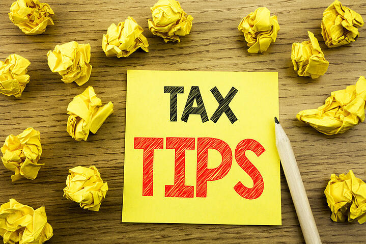 TOP 5 TIPS TO INCREASE YOUR TAX REFUND