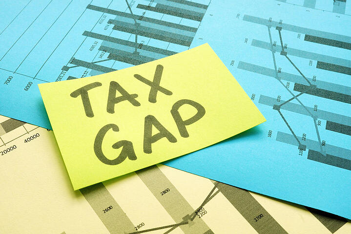 THE TAX GAP- AND HOW IT RELATES TO YOU