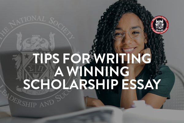 Tips for Writing a Winning Scholarship Essay