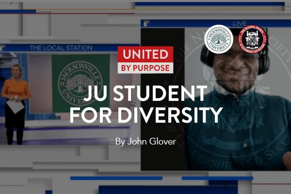 Jacksonville_University_Chapter_Member_In_NSLS_Diversity_Challenge