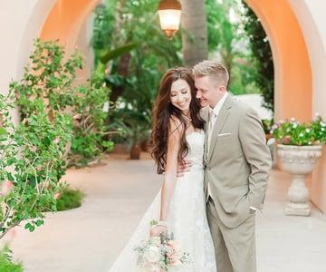 Discover Arizona's Best Kept Secret: Secret Garden by Wedgewood Weddings