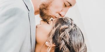 Adora & Josh Share an Intimate Kiss