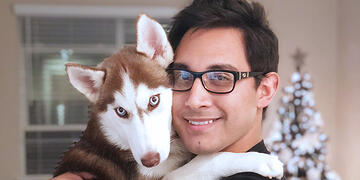 Meet Our Team: Jonno Roman with pup, Zelda