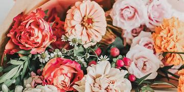 Fashion-Forward-Florals From Native Poppy   Beautiful San Diego Wedding Flowers