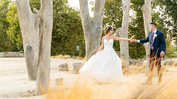 Wedding Experts Share Their Own Wedding Stories