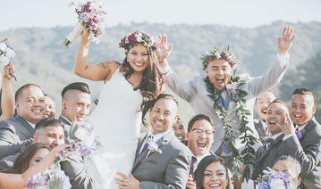 Easy ways to personalize your wedding day