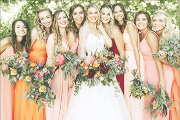 Wedding Color Trends for 2022
