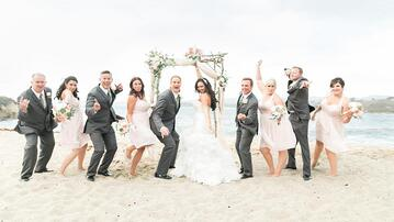 The ultimate guide to beach weddings