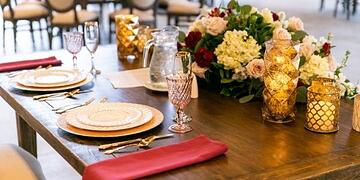 Celebrate The Holidays With Wedgewood Events