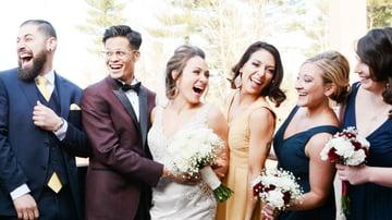 Real Wedding: Julia & Jesse at Granite Rose, NH