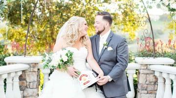 Real Wedding: McKenzie + Joe at Vellano Estate, CA