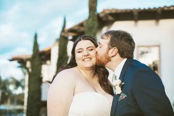 Real Wedding: The Taylors Romantic Wedding at Menifee Lakes by Wedgewood Weddings