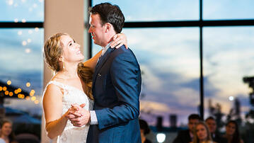 The ultimate ballroom wedding guide for planning your wedding reception