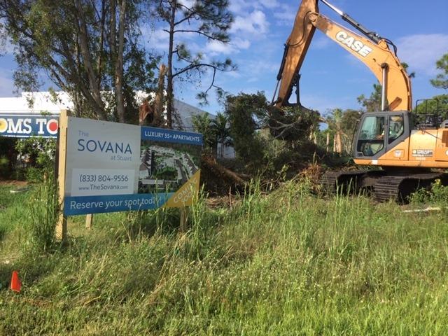 Construction Has Commenced On Luxury Senior Community in Stuart