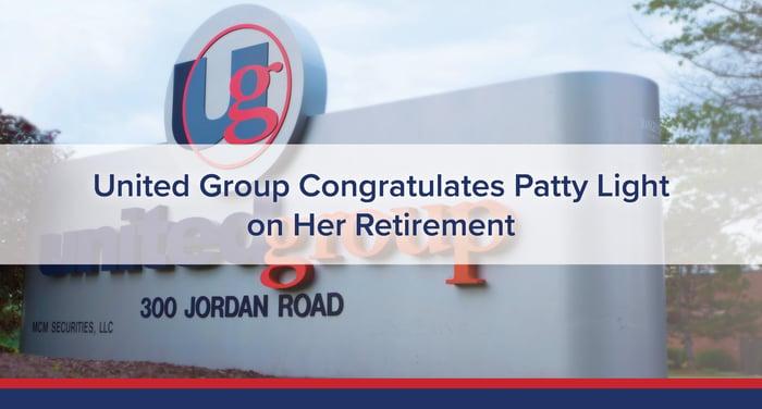 UGOC Spotlight: United Group Congratulates Patty Light On her Retirement