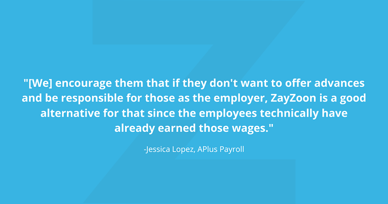Wages On-Demand for Your Business: Payroll Providers