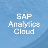 SAP Analytics Cloud Overview