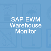 SAP EWM Warehouse Monitor