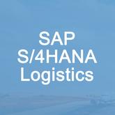 SAP S/4HANA Logistics Overview