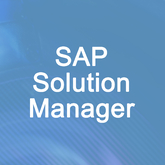 SAP Solution Manager Overview