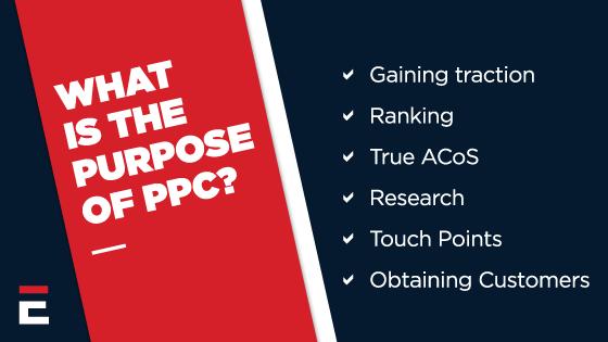 basic functions of amazon ppc advertising