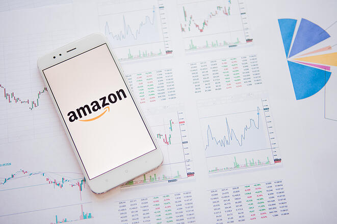 amazon budget iphone on graphs