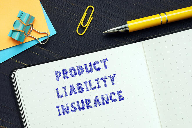 2021 updates product liability insurance