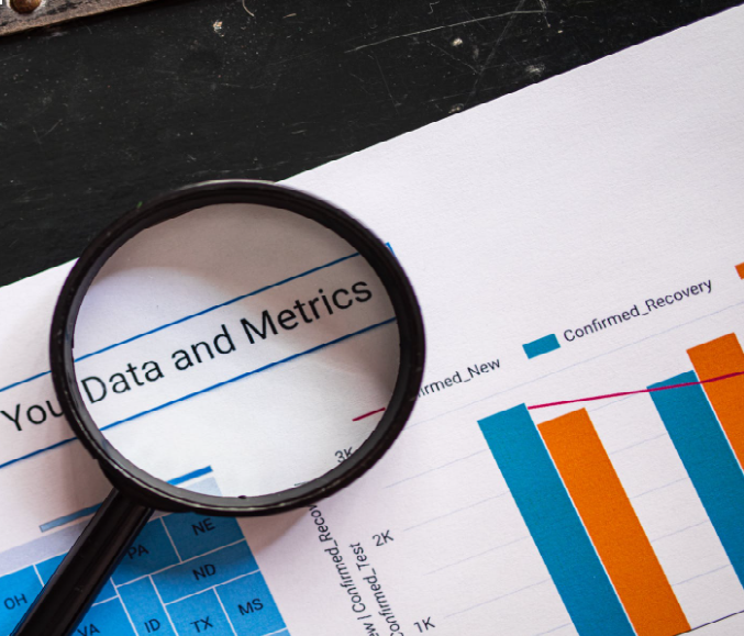 your data and metrics