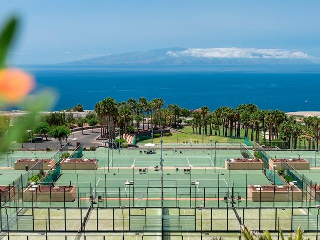 La Academia de Tenis Abama acogerá dos torneos profesionales en otoño