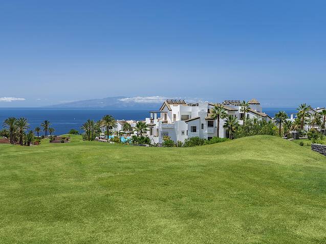 Increíbles vistas al mar en Tenerife desde Abama Resort
