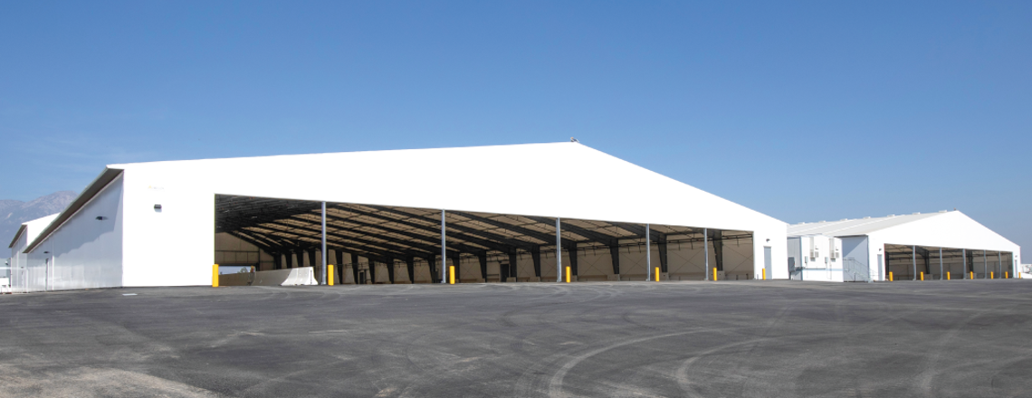 fabric aviation structures