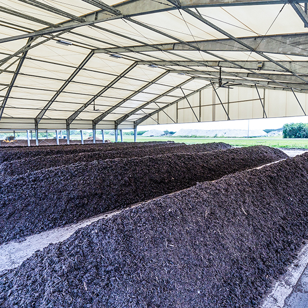 compost pavilion