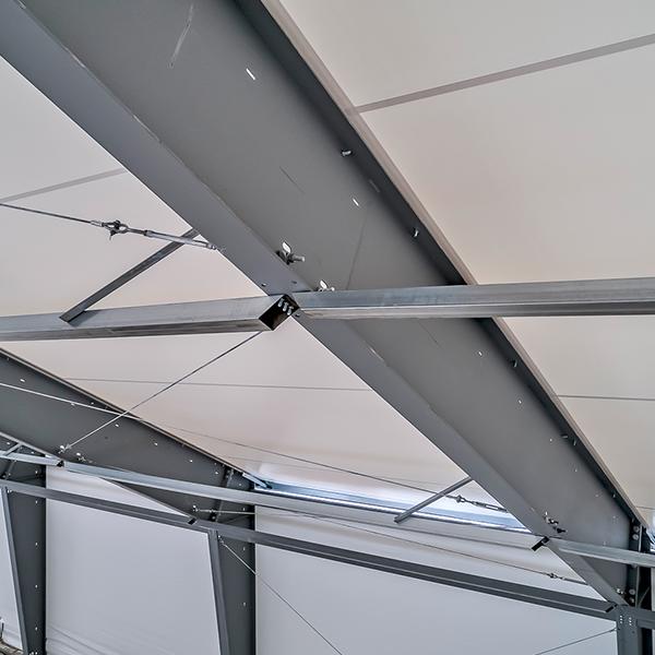 solid steel beams