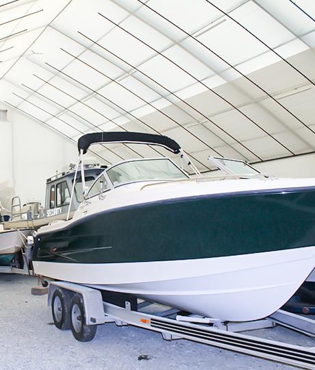 yacht storage