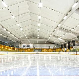indoor hockey facility