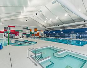 indoor fabric aquatic center