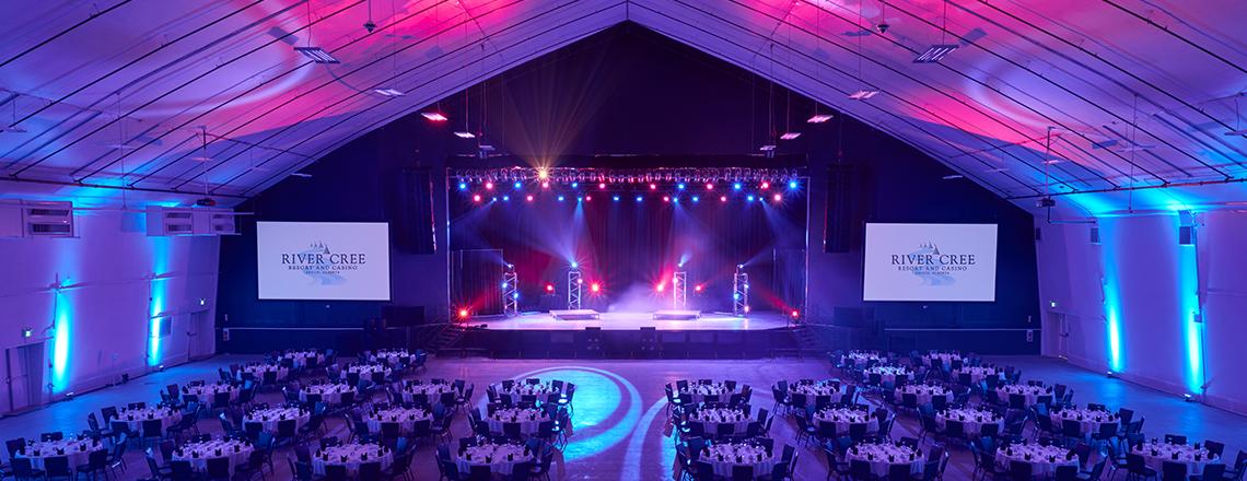 indoor event