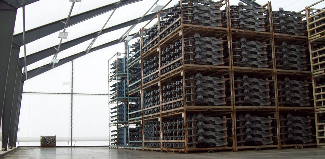 Montezuma Manufacturing Warehouse