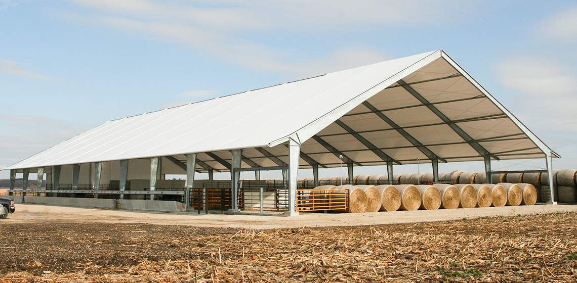 Hay Storage and Cattle Operations Building