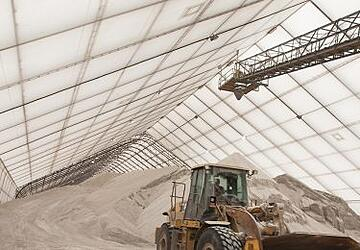 Smart Construction for the Mining Sector: Advantages of Legacy Fabric Structures